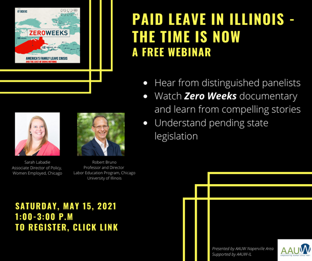 Image for Paid Leave event, May 15, 2021
